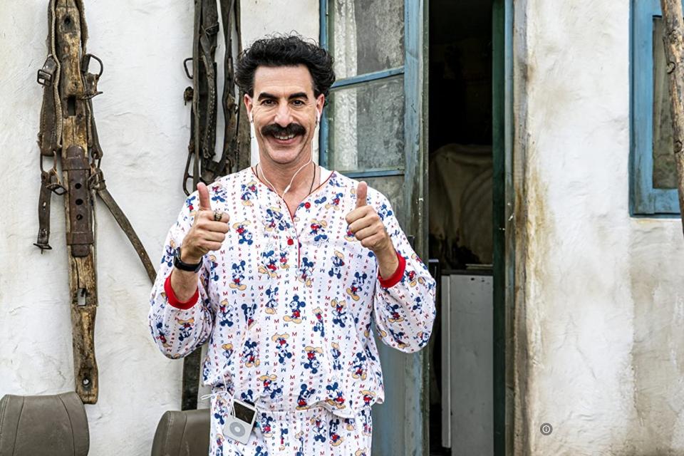 Borat 2: confira os momentos mais polêmicos do filme