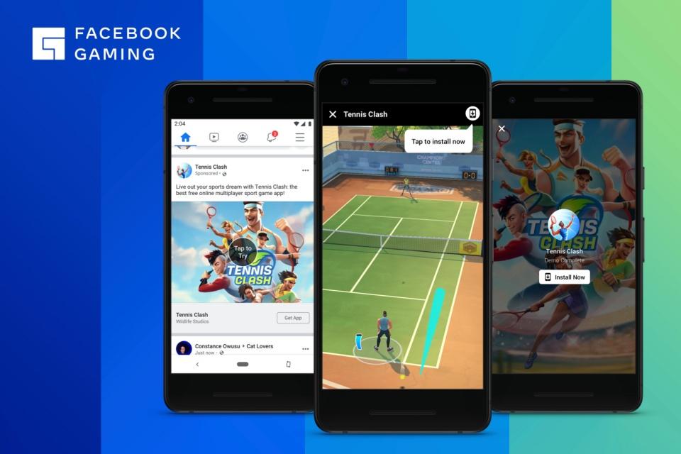 Facebook lança plataforma de streaming de games gratuita