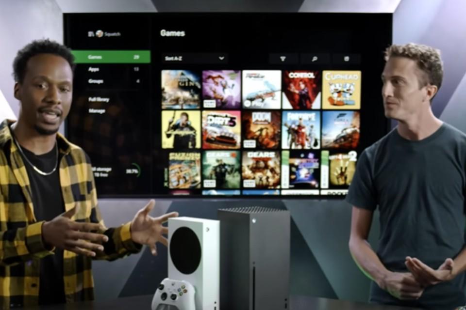 Xbox Series X/S são mostrados em detalhes em novo vídeo