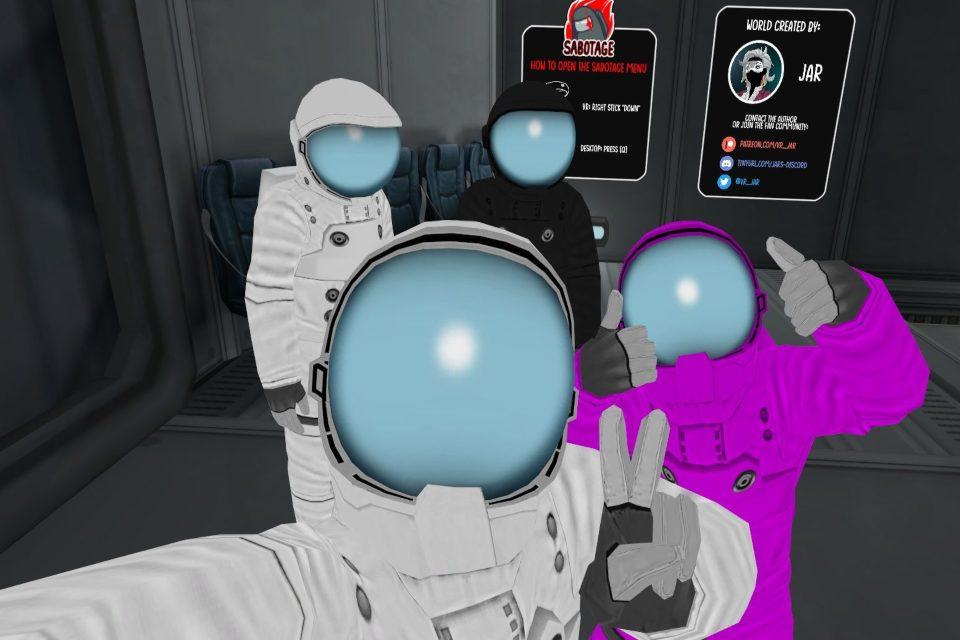 Among Us: fã cria versão do game em realidade virtual