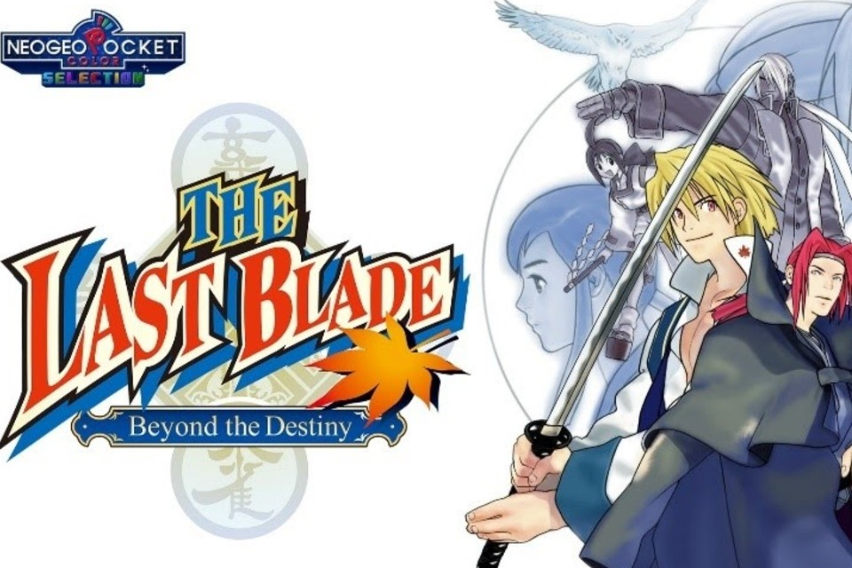 The Last Blade: Beyond the Destiny chega ao Nintendo Switch