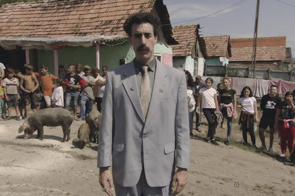 Borat 2: veja como o filme foi gravado em segredo