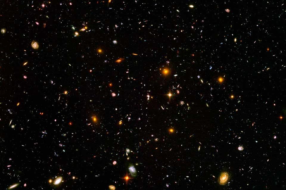 Source: Disclosure / NASA, ESA, S. Beckwith and HU