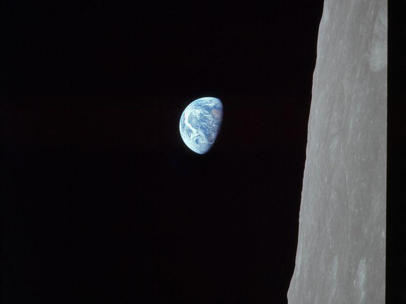 Source: Reproduction / NASA