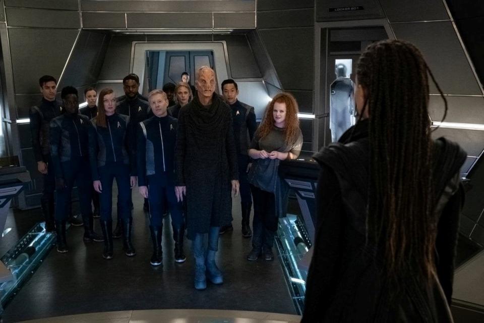Star Trek: Discovery 3x3: batalha entre titãs e terráqueos (RECAP)