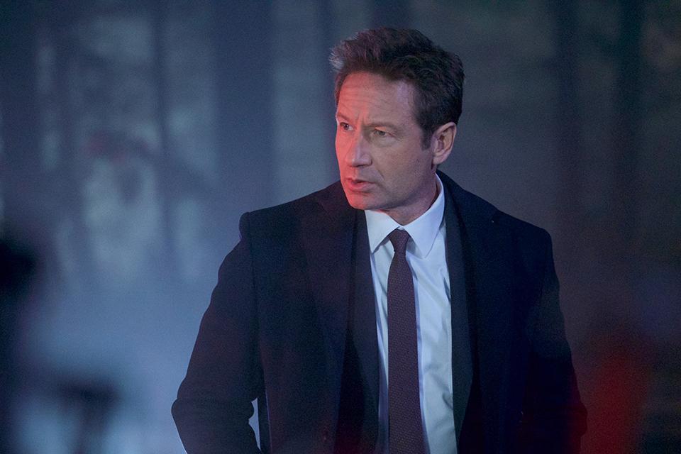 #PorOndeAnda: David Duchovny, o eterno Fox Mulder de Arquivo X