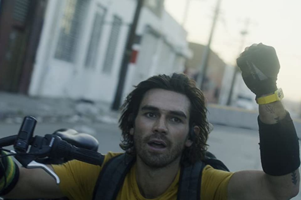 Songbird: filme sobre pandemia da Covid-23 ganha primeiro trailer