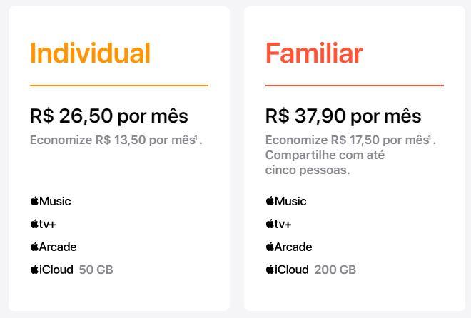 Apple One Brasil