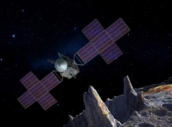 Fonte: P. Rubin/NASA/Reprodução