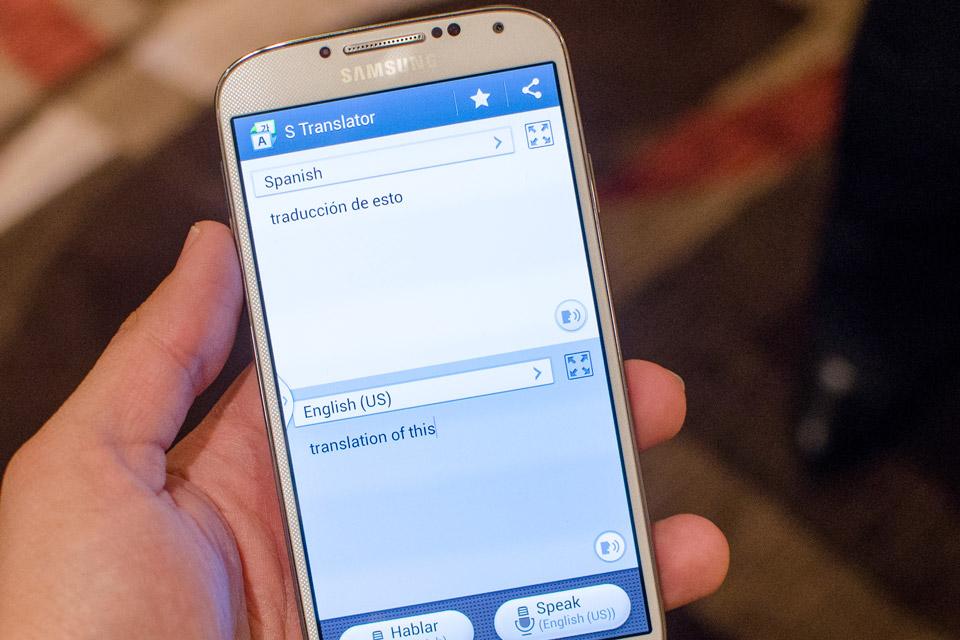 Samsung encerrará S Translator em dezembro