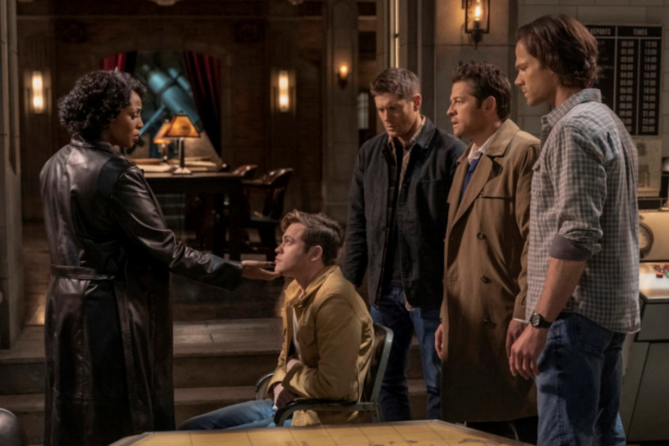 Supernatural 15x18: Felicia Day retorna como Charlie (PREVIEW)