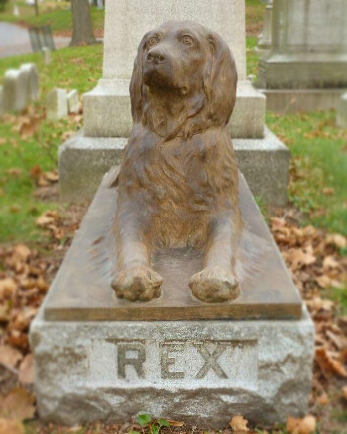Fonte: The Green-Wood Cemetery/Facebook/Reprodução