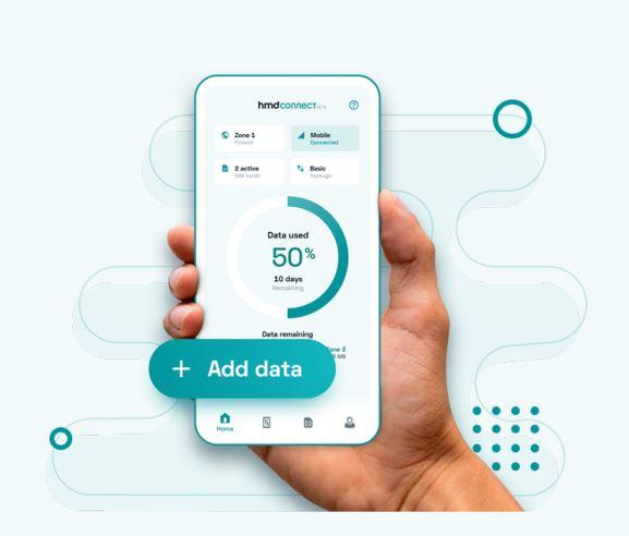 HMD Connect, chip com roaming de dados global, chega ao Brasil