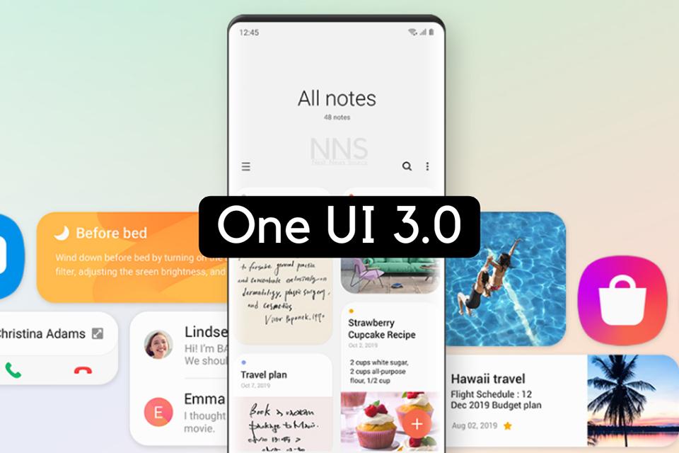 Samsung: One UI 3.0 deve chegar para diversos celulares e tablets