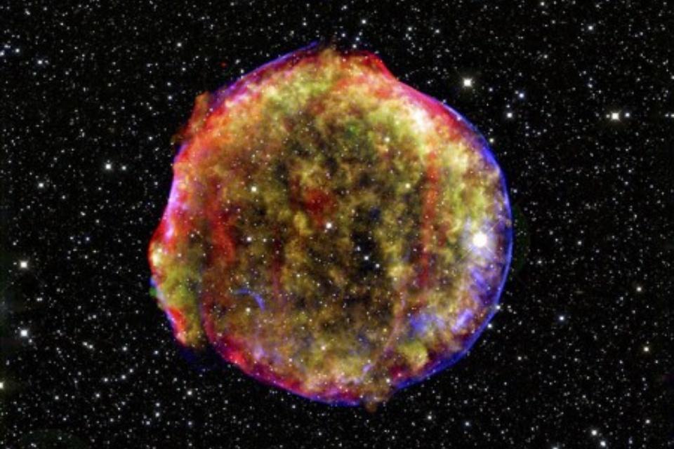 Cientistas usam acelerador de partículas para entender supernovas