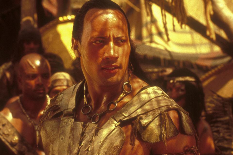 The Rock está desenvolvendo reboot do filme O Escorpião Rei