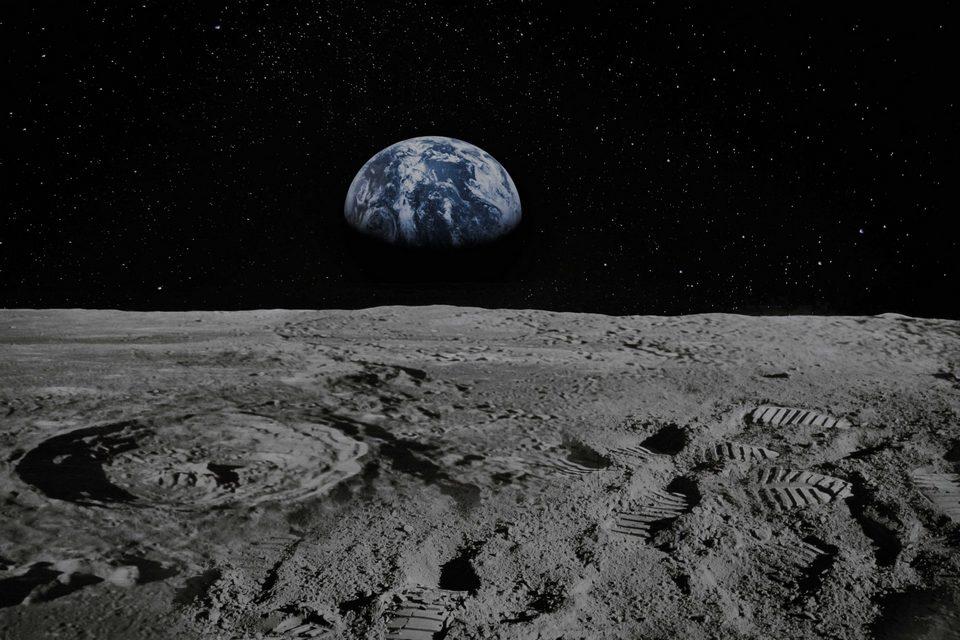 Empresa vai extrair oxigênio da poeira lunar