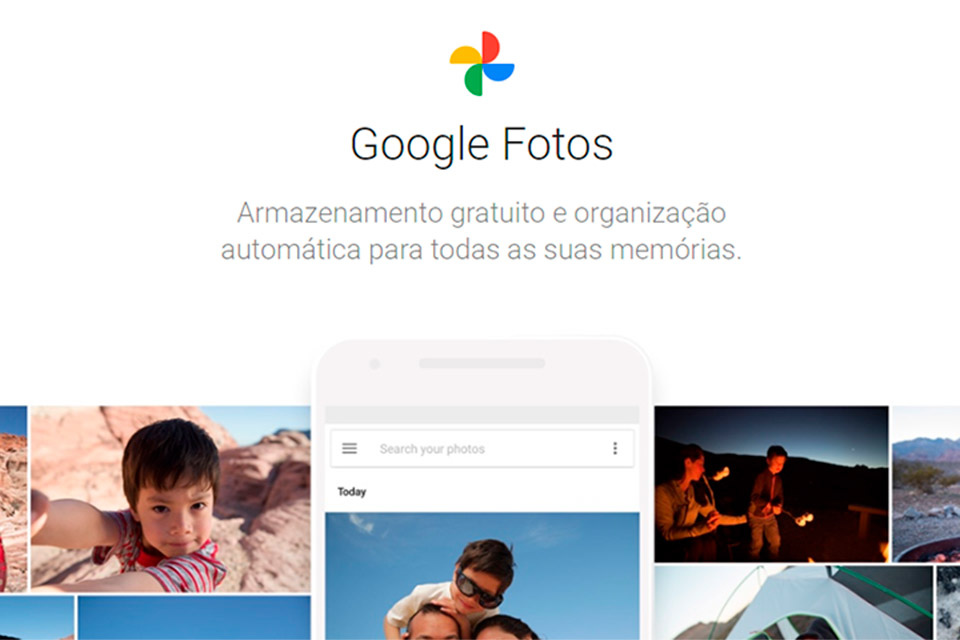 Google Fotos perderá armazenamento ilimitado gratuito em 2021