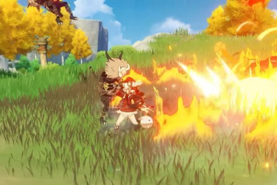 Genshin Impact terá dano do ambiente balanceado em atualização