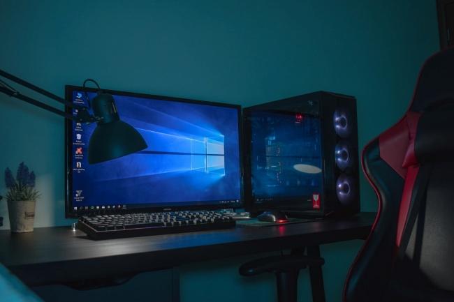 PC para jogos.