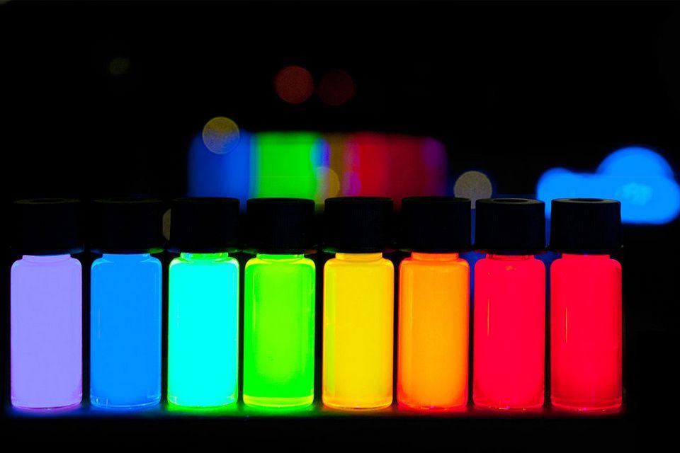 Pontos quânticos podem substituir silício na produção de eletrônicos
