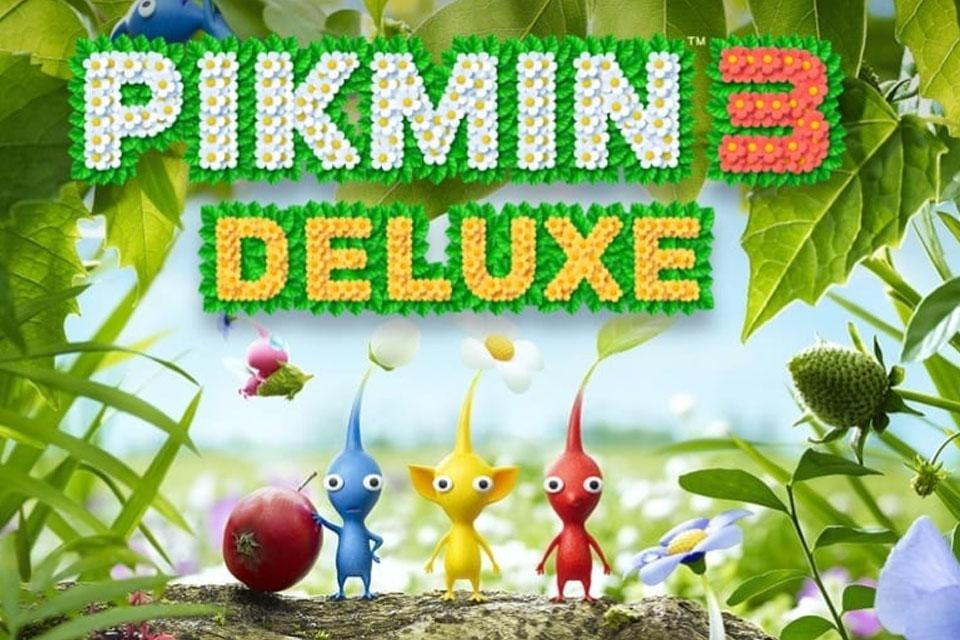 Pikimin 3 Deluxe tem diversão e puzzles na medida certa