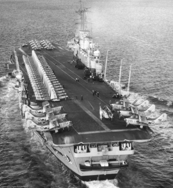 O Ark Royal.