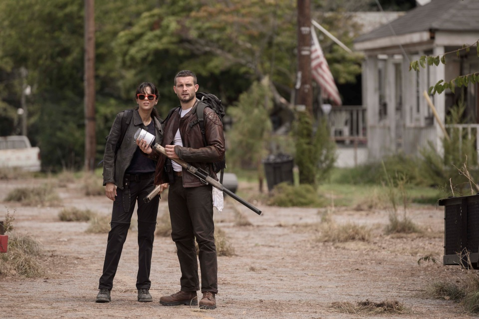 The Walking Dead: World Beyond 1x7 mostra passado de Huck (RECAP)