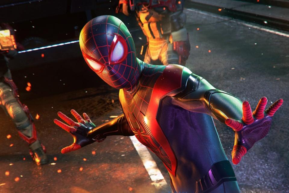 Marvel's Spider-Man: Miles Morales: bug torna herói em tijolo