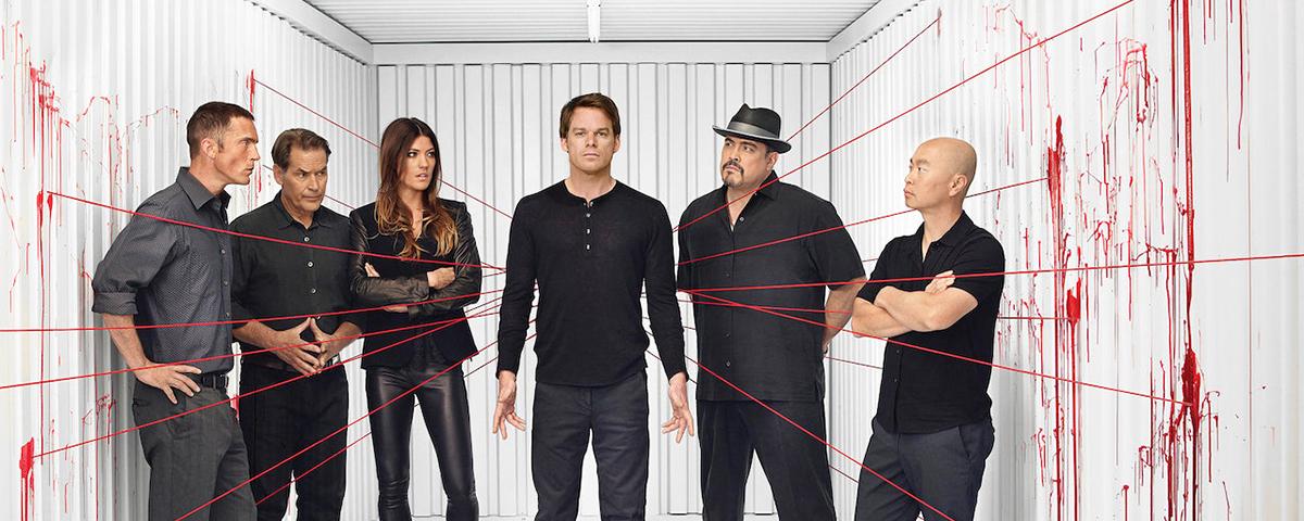 Imagem de: Dexter: produtor promete muitas mortes no retorno da série de serial killer