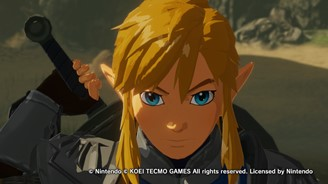 Age of Calamity shows how things got to Breath of the Wild