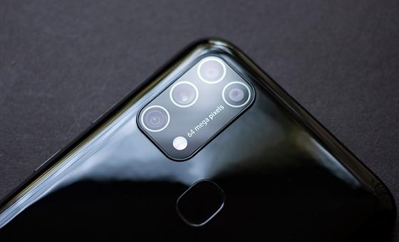 Galaxy M31 tem quarteto de câmeras e entrega imagens competentes.