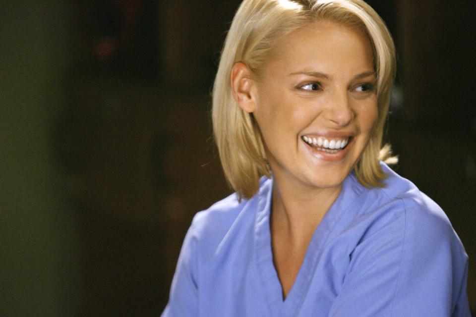 Grey's Anatomy: Katherine Heigl não apareceu para gravar sua saída da série