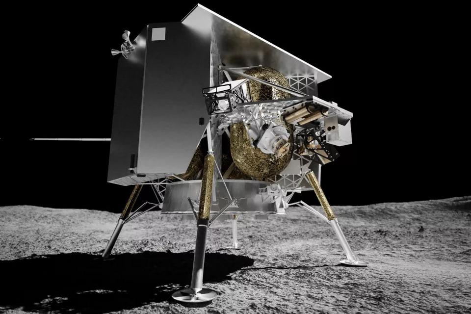 Cinzas humanas serão levadas para a Lua em 2021