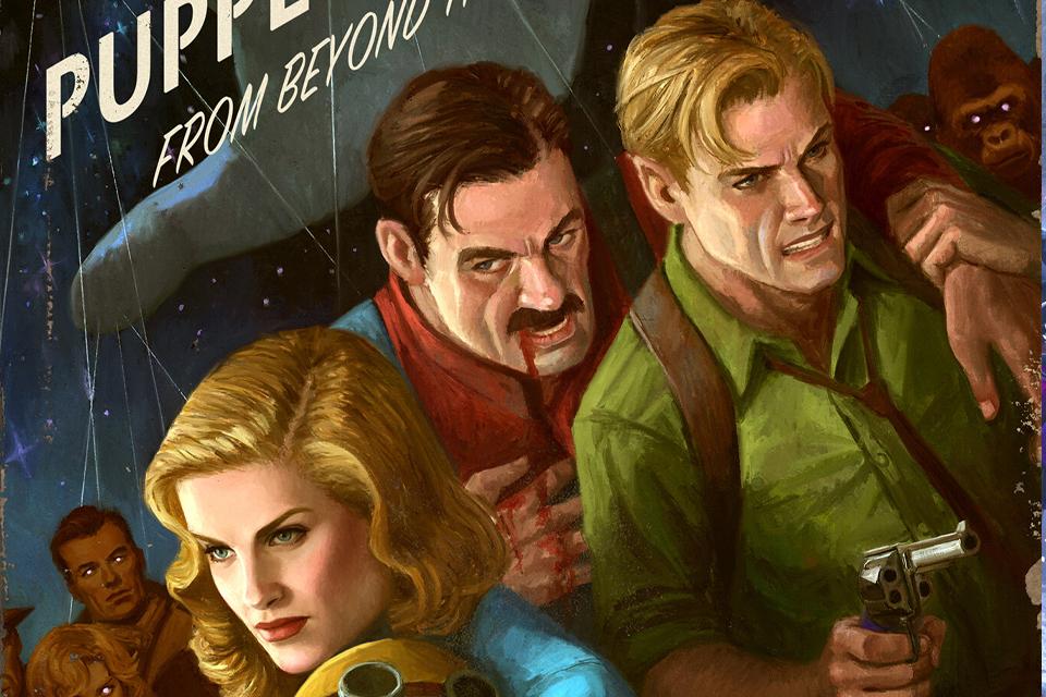 Jogos da Nintendo ganham capas no melhor estilo Pulp Fiction