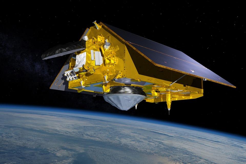 NASA e ESA lançam neste sábado (21) o sentinela do nível do mar
