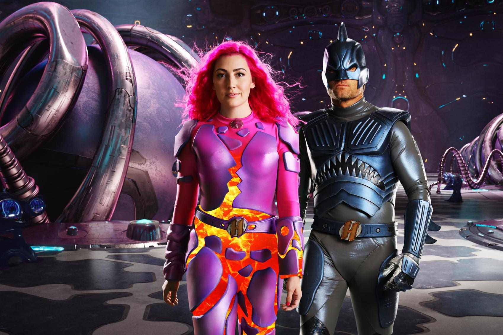 Trailer de We Can Be Heroes mostra um pouco de Sharkboy e Lavagirl; veja!