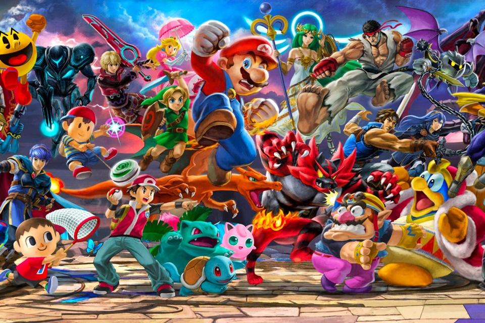 Nintendo cancela torneio de Smash Bros. por uso de emuladores online