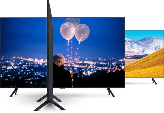 Ela é uma TV de 50 polegadas básica.