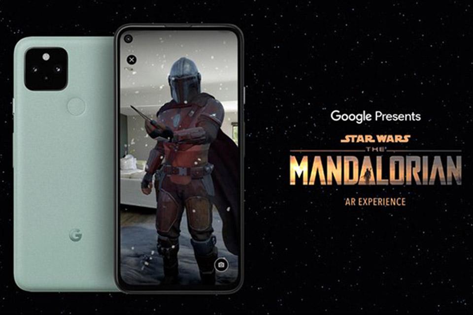 'The Mandalorian' ganha app em realidade aumentada do Google