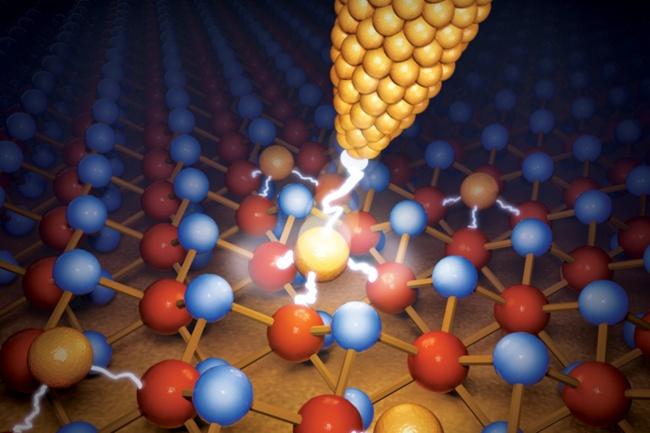 O novo dispositivo é ainda menor e mais fino que o atomristor.