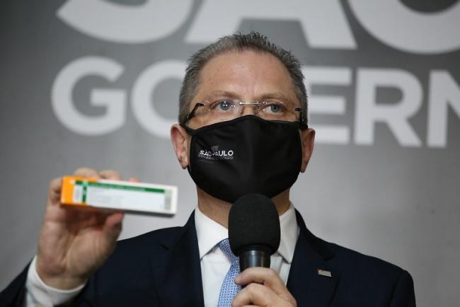 A vacina CoronaVac ainda precisa ser aprovada pela Anvisa.