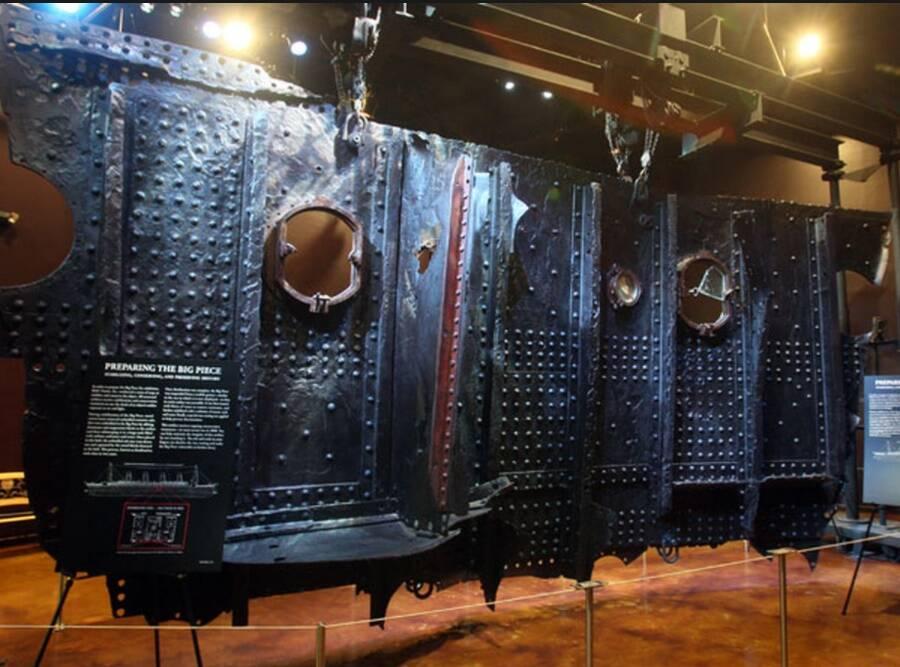 (Fonte: RMS Titanic, Inc / Reprodução)