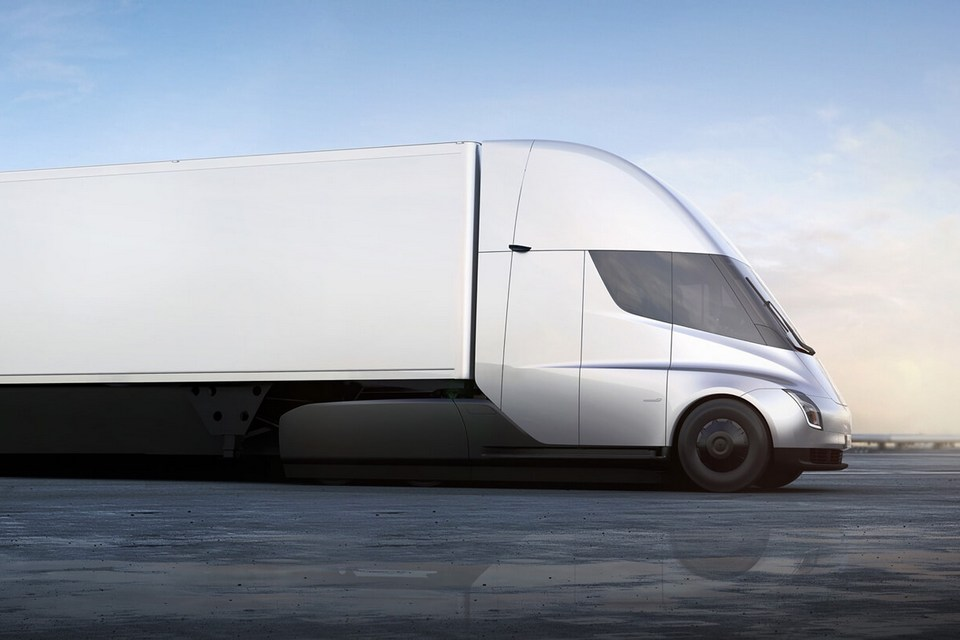 Caminhões elétricos: por que as baterias vão superar o hidrogênio