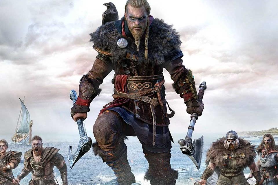 Assassin's Creed Valhalla recebe update com modo 60 fps no Xbox Series S