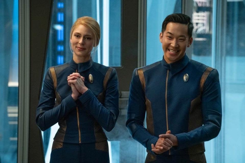 Star Trek: Discovery 3x7 - passado de Ni'Var é revelado (RECAP)