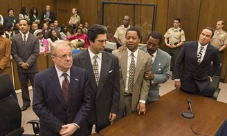 Season 1 tells the story of the case of O.J. Simpson, a former football player. (Source: FX / Reproduction)