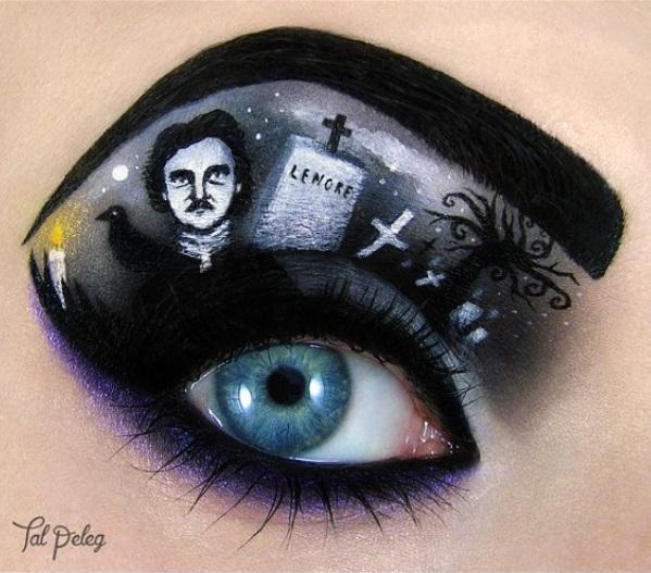 Um dos poemas mais belos de Poe também faz sua aparição