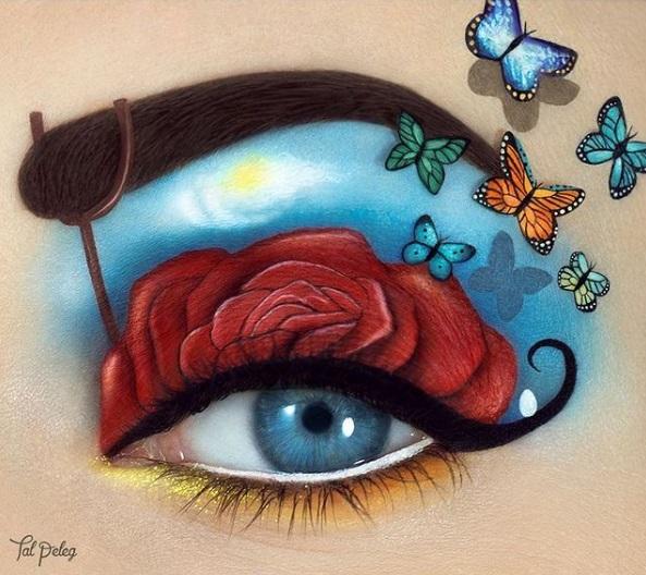 Mais uma obra de Dalí entre as artes de Peleg