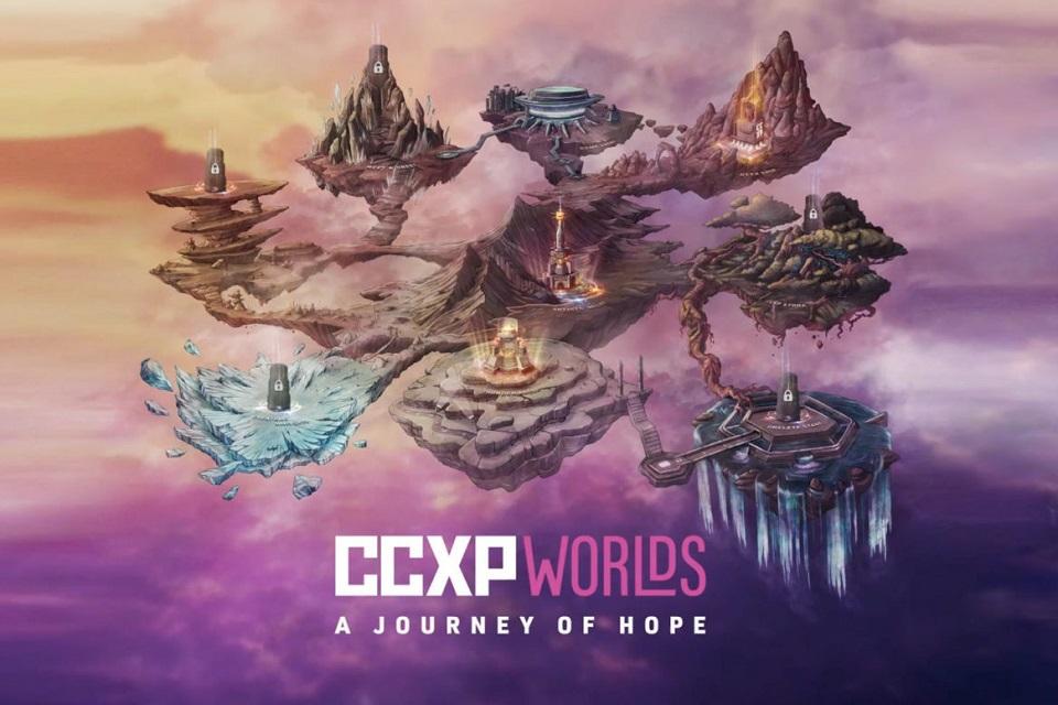 CCXP Worlds: veja como será a edição virtual do evento em 2020